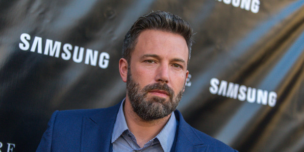 Ben Affleck was excited to go to work every day whilst filming Batman v Superman. Photo / Getty