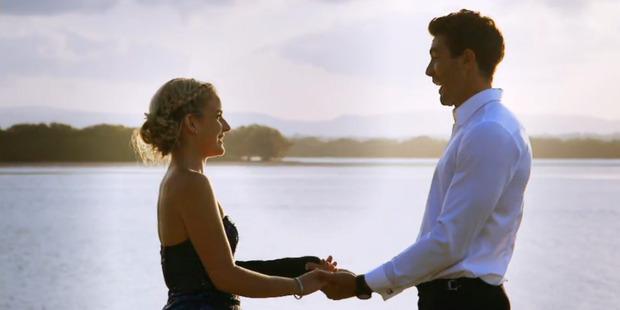 Matilda Rice won the heart of Art Green in The Bachelor NZ's first season.