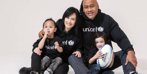 In the days after Jonah Lomu's death, the people helping his wife Nadene turned to Pead for support and she provided it free of charge.
