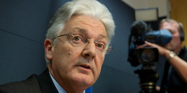 Peter Dunne said that a five-year time frame would give it more time than the flag referendum, which had squeezed in two votes in 18 months. Photo / Mark Mitchell