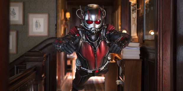 Disney/Marvel's Ant-Man was filmed in Georgia, along with other Disney/Marvel films.