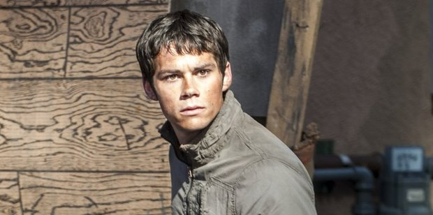Actor Dylan O'Brien stars in the Maze Runner movies.