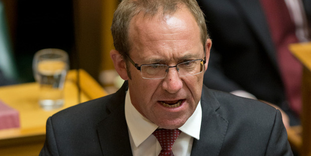 "Andrew Little: ""Personally, I would like a new flag, if it was part of a national conversation about our constitution and our relationship with the Crown."""