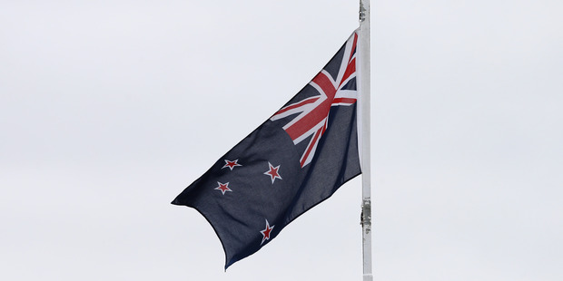 New Zealand voted to keep the current flag.