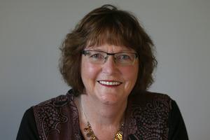 Councillor Gail McIntosh.
