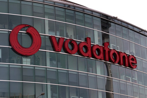 """Telco giant Vodafone is currently dealing with a """"technology fault"""". Photo / Brett Phibbs"""