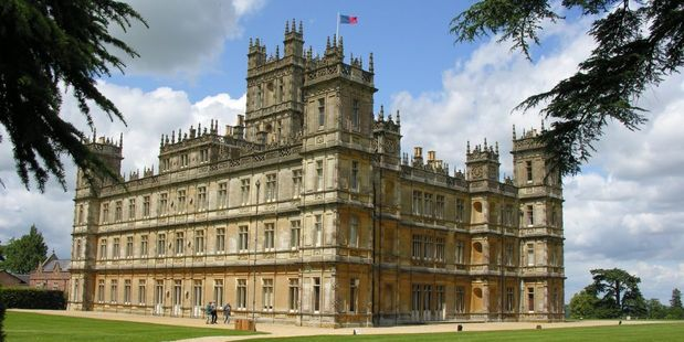 Highclere Castle is located 72km from London. Photo / Supplied