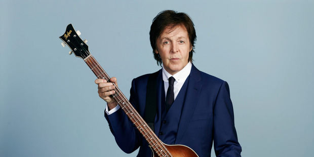 Paul McCartney wants to gain his half of the Beatles catalogue of music.