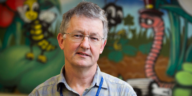 Dr Patrick Kelly, head of the child abuse unit Te Puaruruhau, which is part of Starship Hospital. Photo / Natalie Slade