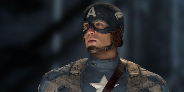 Captain America: Civil War, starring Chris Evans, was filmed in Atlanta.