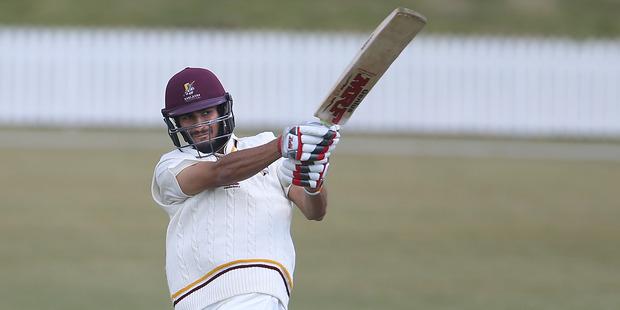 Northetn Districts batsman Bharat Popli. Photo/file