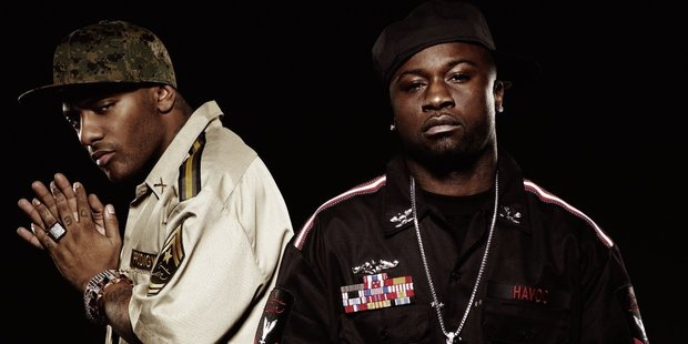 New York hip-hop duo Mobb Deep. Photo / Supplied