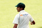 MAIDEN FIVE-WICKET BAG: CD seamer Navin Patel. PHOTO/FILE