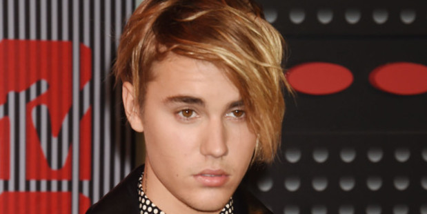 Singer Justin Bieber posted a snap with an unlikely acquaintance.