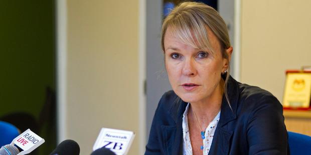 NNZ chief executive Hilary Poole. Photo / NZPA