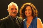 Far North Mayor John Cater (left) and Deputy Mayor Tania McInnes.