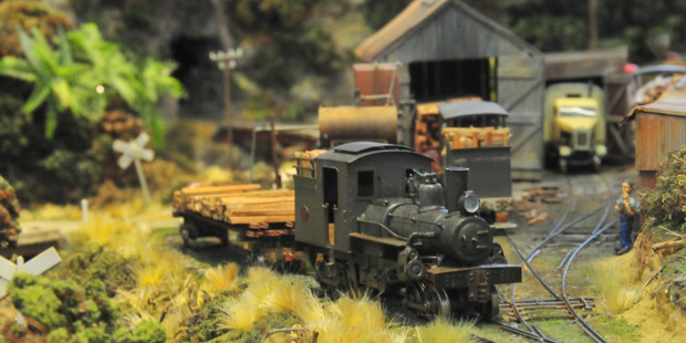 Miniature train enthusiasts will be gathering in Rotorua for the Model Train Show.