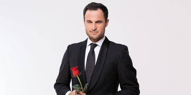 The Bachelor NZ's Jordan Mauger.