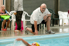 CALLING TIME: Greendale Swimming Club coach Noel Hardgrave-Booth will retire next month. PHOTO/Warren Buckland