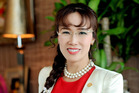 Nguyen Thi Phuong Thao is set to  be Vietnam's first female billionaire.