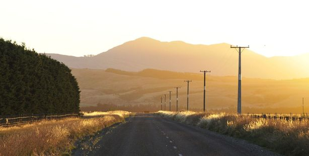 David Hirst made second place in the Martinborough Village Summer Pix Competition 2016 with his photograph titled Te Muna Road. PHOTO/DAVID HIRST