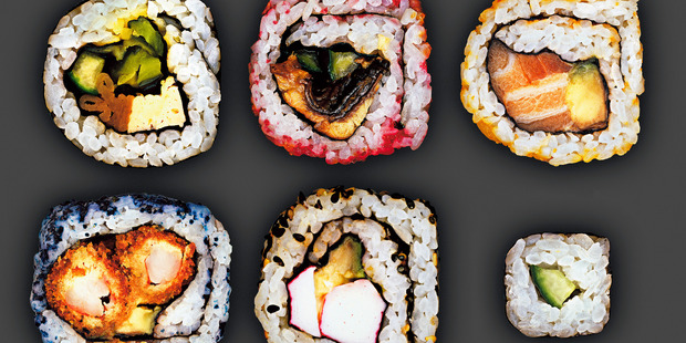 Scientists revealed following a Japanese diet - which is high in grains, vegetables, fruits, fish and meat - can lead to a 15 per cent reduced risk of early death. Photo / Getty