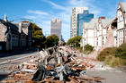 Under Building Act changes introduced following the Canterbury earthquakes, building owners must conduct a seismic assessment. Photo / Thinkstock