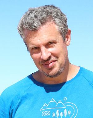Tim Hunt, owner of Diddley Squatt.