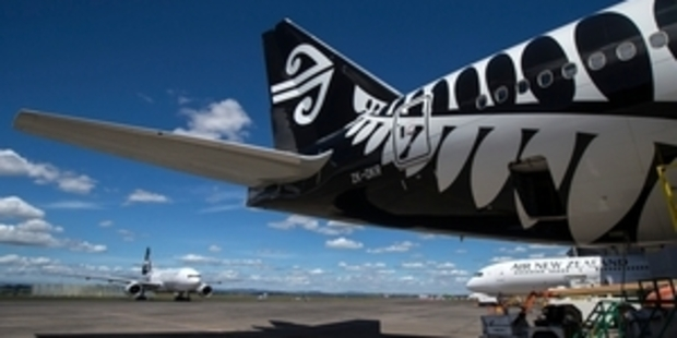 An Air New Zealand spokeswoman said the tape was not ordinary duct tape.