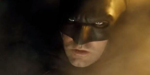 Ben Affleck always loved Batman comics growing up.
