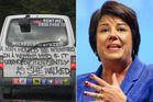 Paula Bennett has been leading the charge against Wicked Campers.