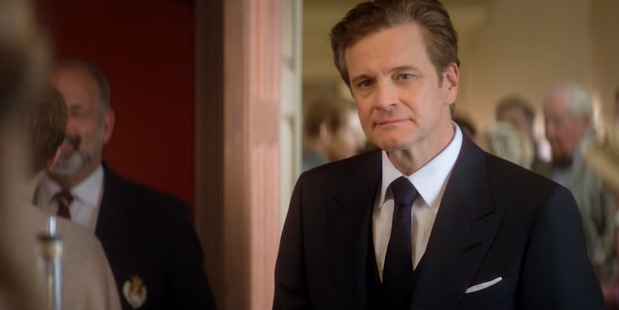 Colin Firth returns for the new Bridget Jones movie.