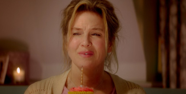 Renée Zellweger stars as Bridget Jones.