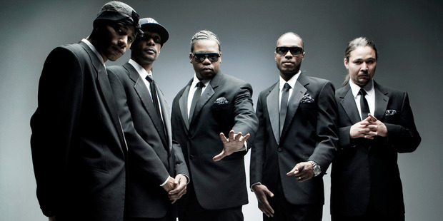 Bone Thugs-N-Harmony will headline Auckland hip-hop festival The Block Party in May.