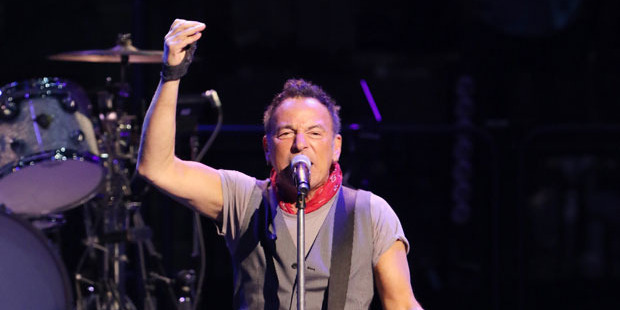 Bruce Springsteen. Photo / Getty Images