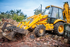 The demolition crew tore down the wrong house after getting the address wrong. Photo / iStock