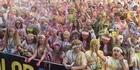 The Auckland Colour Run