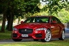 Kiwi owners of luxury cars, such as the Jaguar XF, are being warned about a scam called