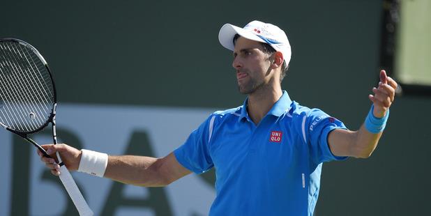 Men's world number one Novak Djokovic. Photo / AP