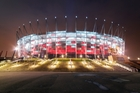 Eye-catching projects around the world include stadium in Warsaw. Photo / Getty Images