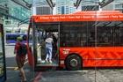 Wellington's public transport is streets ahead of Auckland's. Photo / Jason Dorday
