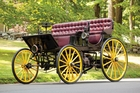 The Armstrong Phaeton ... one of a kind, so finding spare parts may be difficult.