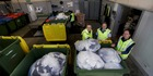 Recycling initiative halves aircraft waste