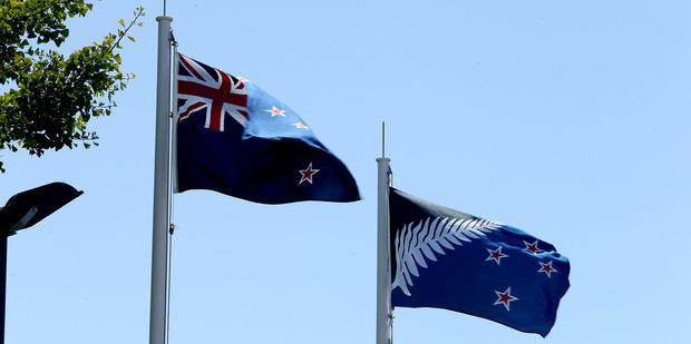 A Kiwi who posted on social media about voting more than once in the flag referendum is being investigated by police. Photo / John Borren