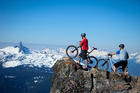 Lifestyle and self-love blogger Meagan Kerr would love to go mountain biking in Whistler. Photo / iStock