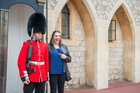 Reddit users warned that the Queen's guards were not 'props for photos'. Photo / iStock