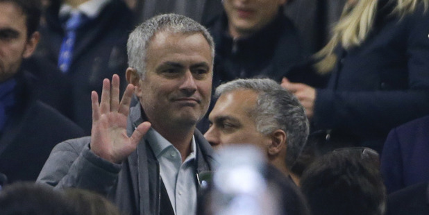 Jose Mourinho has been linked to the Manchester United job. Photo / AP