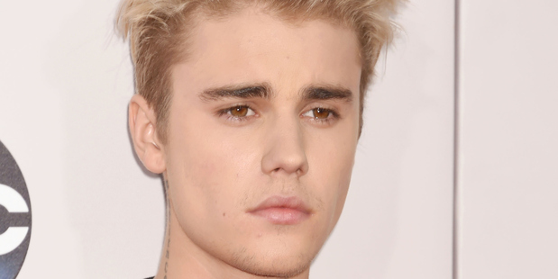 Justin Bieber sent the internet wild, after posting a pic of he and ex-girlfriend Selena Gomez kissing. Photo / Getty