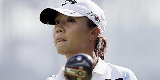 Lydia Ko. Photo / AP