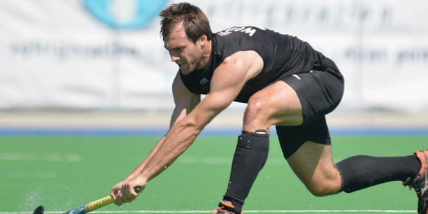 Black Sticks youngster Nic Woods. Photo / Getty